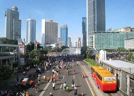السيّاح السعوديون في إندونيسيا ينفقون مليار ريال