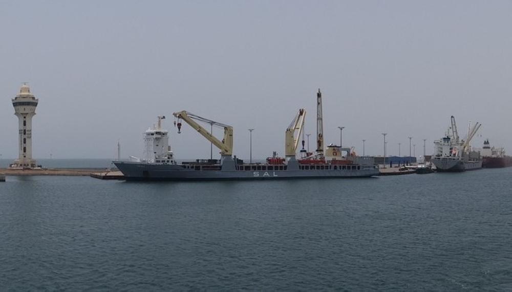 ميناء جازان.. خطط إستراتيجية وخطوات تطويرية تحقق رؤية 2030
