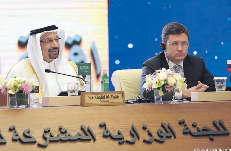 الفالح: 149 % معدل امتثال اتفاق النفط العالمي
