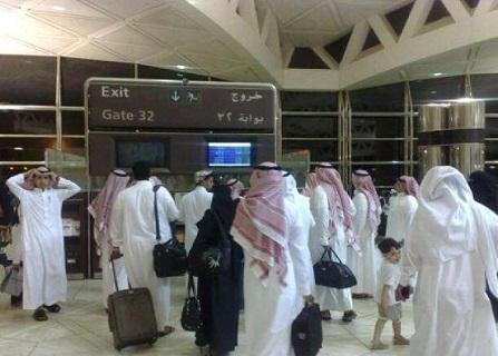 ارتفاع حصة ركاب المطارات الداخلية نحو 12%