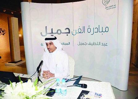 رجل أعمال سعودي يُهدي 100 مليون ريال لفنانين تشكيليين