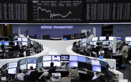الأسهم الأوروبية ترتفع لأعلى مستوياتها في 6 أسابيع