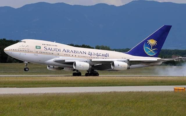 الخطوط السعودية تغير مسار رحلاتها بعيداً عن خليج عمان وهرمز