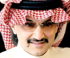 الوليد بن طلال: صفقة موفنبيك دبي إنجاز جديد بسجل نجاحات المملكة القابضة