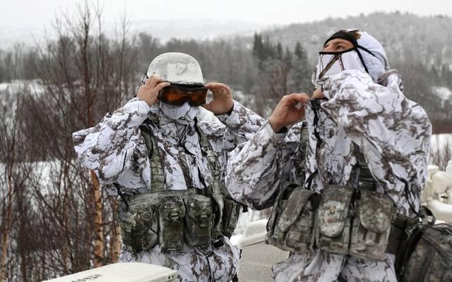 وضع 1300جندي في النرويج بالحجر الصحي بعد ظهور حالة كورونا