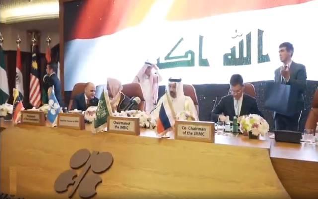 وزير الطاقة السعودي: إجماع بين منتجي النفط لخفض المخزونات