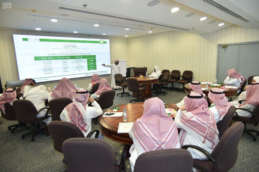 الشؤون الإسلامية تختتم ورشة عمل لتأهيل العاملين في الجمعيات الخيرية والأهلية