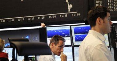 الأسهم الأوروبية تنخفض لأدنى مستوى فى أسبوع بفعل نتائج أعمال ضعيفة