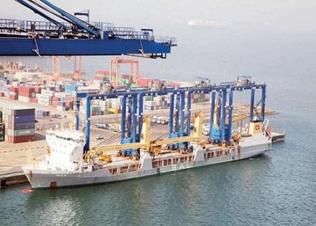 أربعة ملايين طن مناولة ميناء جدة في يونيو