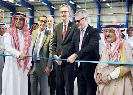 افتتاح أكبر مصنع للدهانات بالشرق الأوسط في جدة