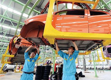 الصين تخطط لتصنيع السيارات في السوق السعودية