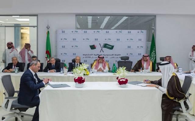 السعودية والجزائر توقعان 4 اتفاقيات تعاون وشراكة ثنائية