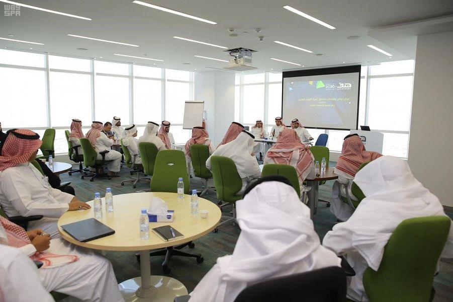 صندوق تنمية الموارد البشرية يستعرض برامجه وخدمات الدعم لتوطين قطاع المحاماة والاستشارات القانونية