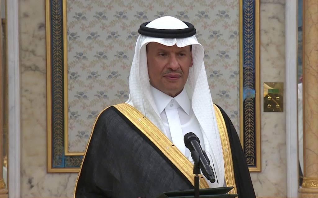 وزير الطاقة السعودي: توقف مؤقت للإنتاج يتم تعويضه من المخزونات