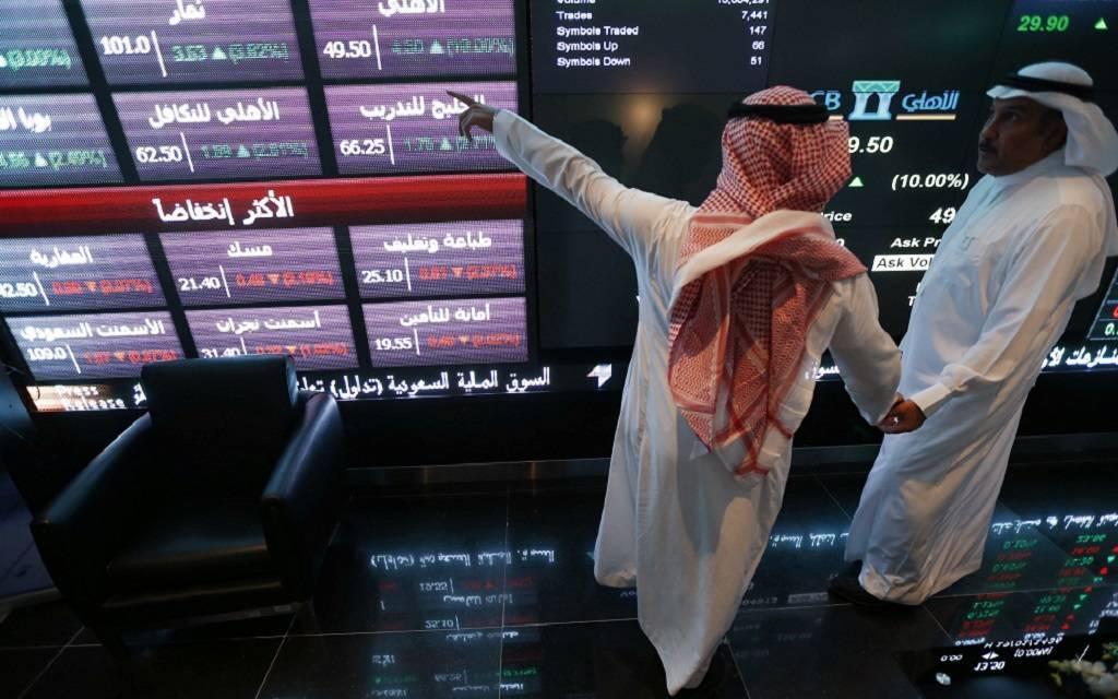 4 أسهم تخالف ارتفاعات السوق السعودي بصدارة أسمنت القصيم