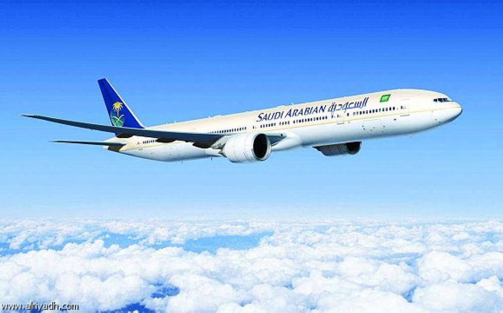 «السعودية» تستقبل طائرتها الجديدة من طراز بوينج B787