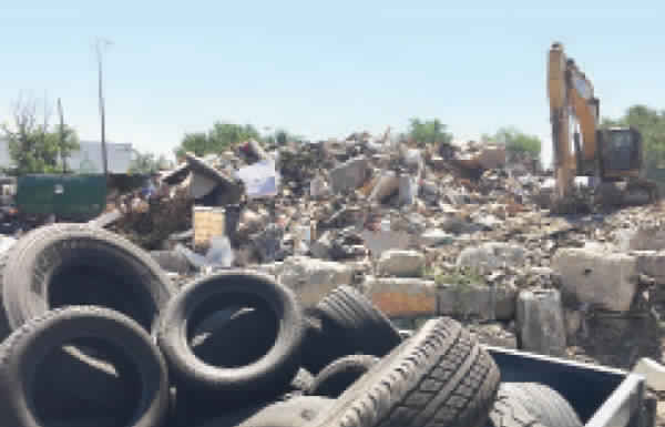 Recycling is becoming increasingly difficult in the United States