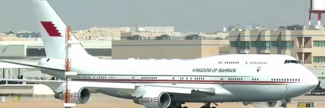 ملك البحرين يصل إلى السعودية للمشاركة في القمة الخليجية