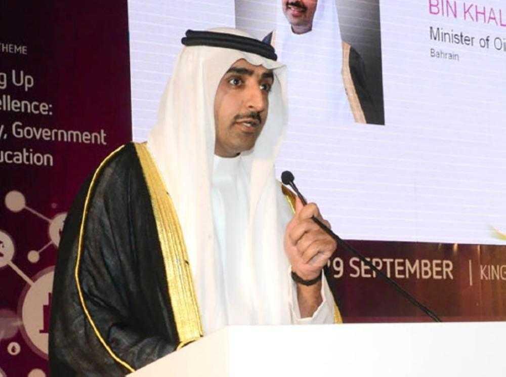 وزير النفط البحريني: لا يوجد ما يبرر عدم تمديد اتفاق خفض المعروض