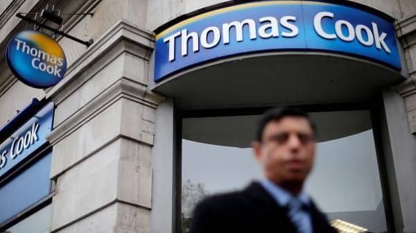 مجموعة السياحة والسفر البريطانية «توماس كوك» تعلن إفلاسها