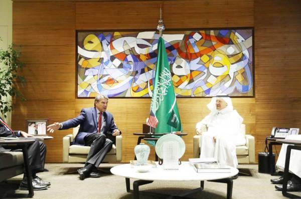 وزير الطاقة: المملكة مصدر موثوق للبترول الخام وملتزمة بتوفيره