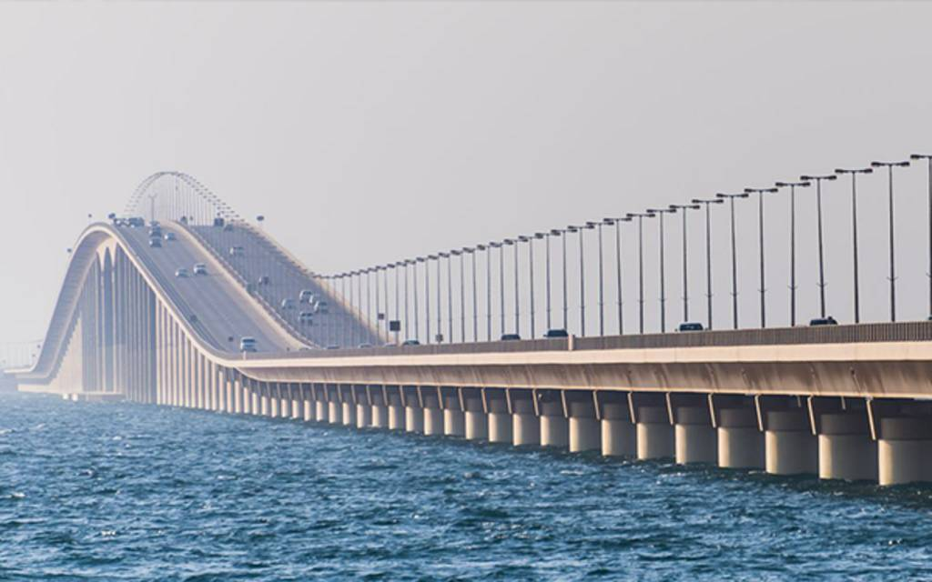 King Fahd Causeway: All preparations are completed to receive travelers