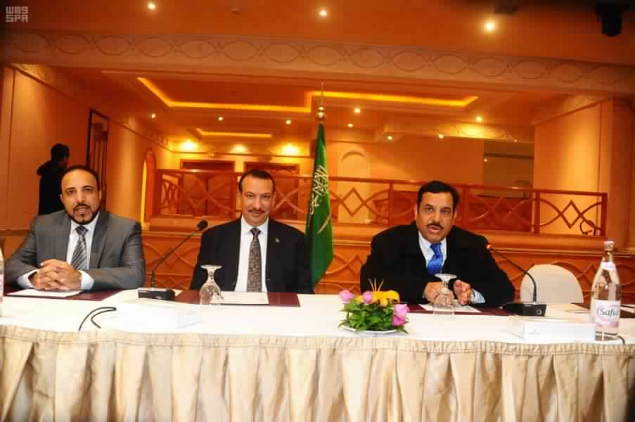 Coordination meeting of the Saudi delegation participating in the joint Saudi-Tunisian Business Council