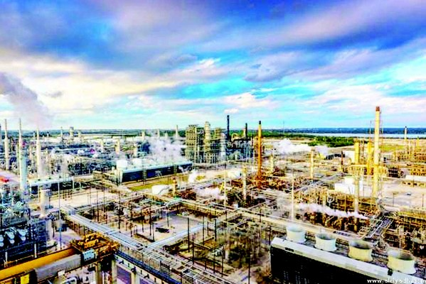 «Aramco» awaits the completion of its acquisition of a stake «Shell» largest oil refinery in America and possession
