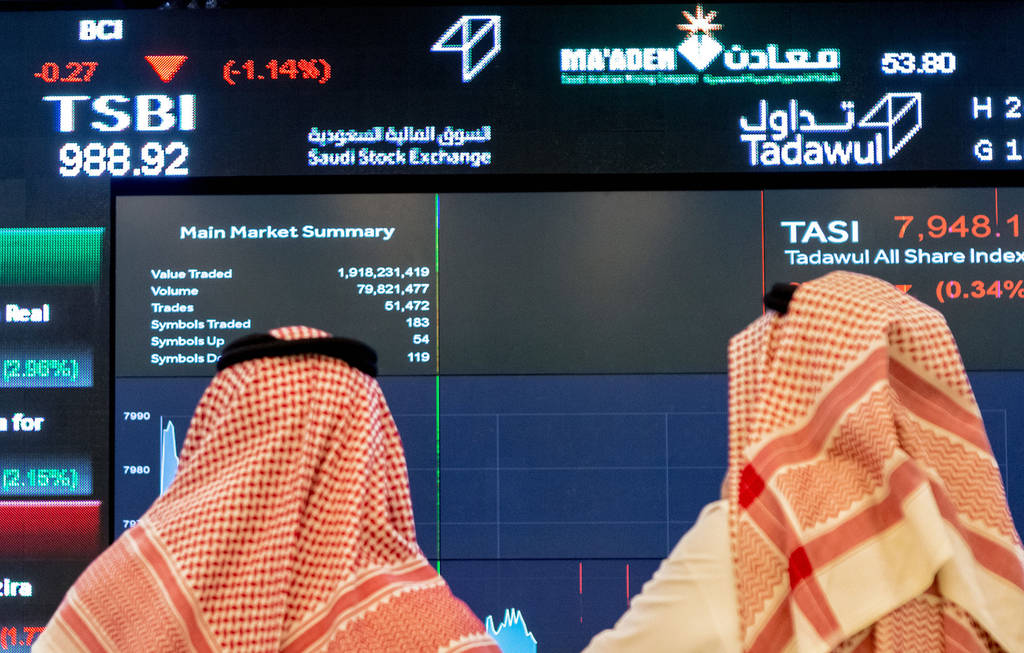 Reassurances on Aramco carry hopes of recovery for Gulf bourses