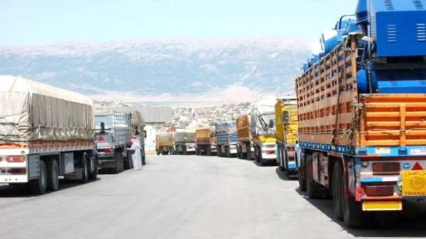 4 جهات حكومية تتحرك لمعالجة منافسة الشاحنات الأجنبية للمنشآت الوطنية