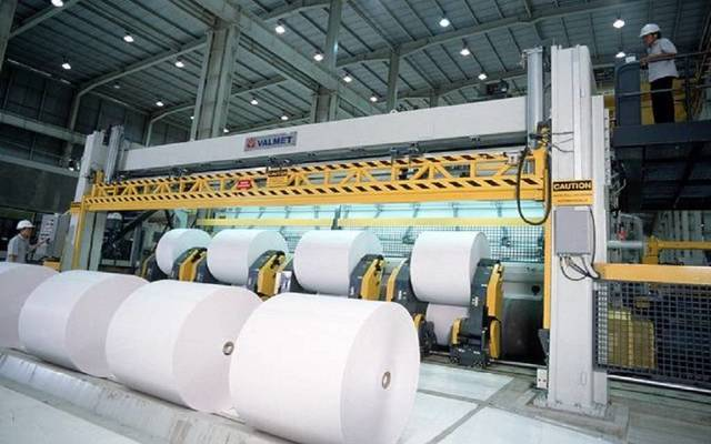 Paper Industry: Accumulated losses fell to 7.84% of capital