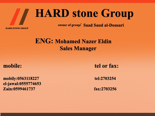 Hard Stone Group Readymix
