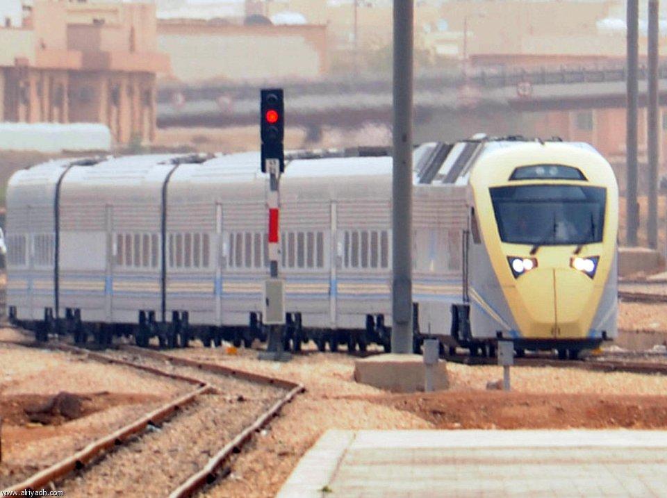تدشين أولى رحلات قطار الحرمين بين مكة والمدينة المنورة منتصف 2016