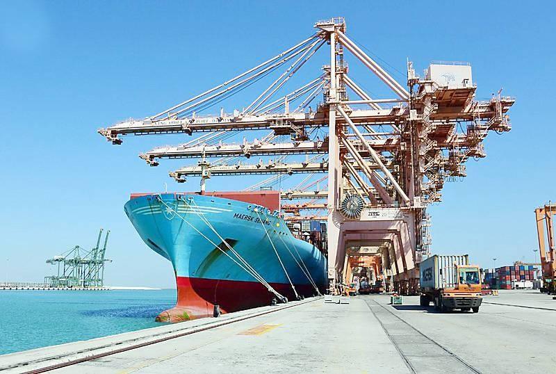 25 مليون طن بضائع تدخل السعودية في 30 يوما