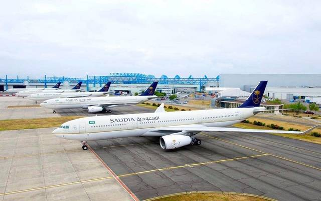الخطوط السعودية تعتذر عن تأخر بعض رحلاتها وتعوض المتضررين
