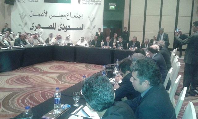 تحالف إستراتيجي بين مصر والسعودية للدخول فى مشروعات إستثمارية