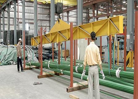 سابك تخطط لبناء مصنعي صلب بطاقة مليوني طن سنوياً
