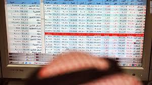 السوق السعودي يخسرأكثر من 100 نقطة بالمستهل والخضري بالنسبة الدنيا