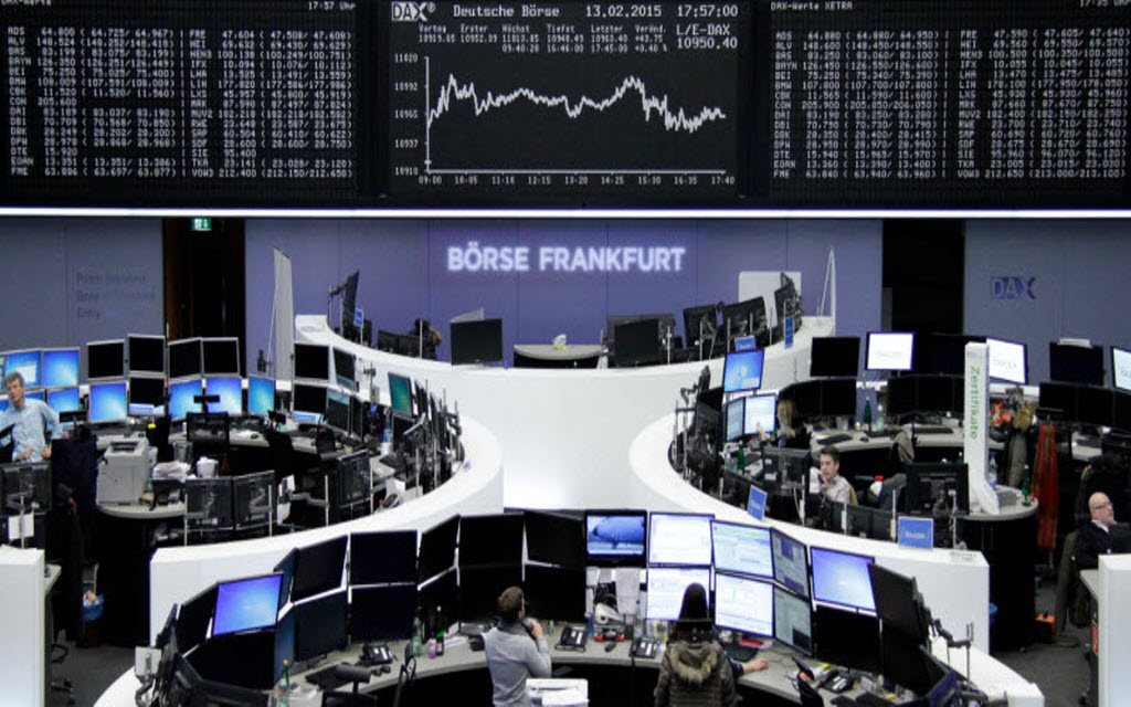 الأوروبية تفتح بارتفاع على خلفية بيانات إيجابية
