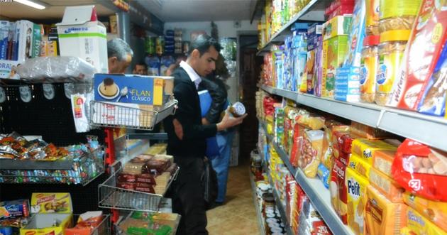 ضبط 571 طناً من المواد الغذائية الفاسدة في جدة خلال رمضان