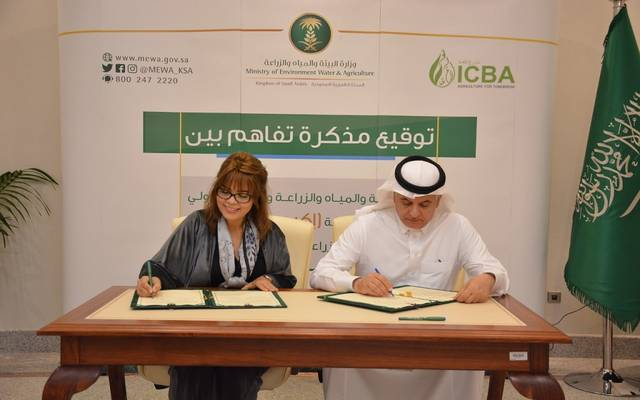 Saudi Arabia signs a memorandum to develop research and production of salt farming in the Kingdom