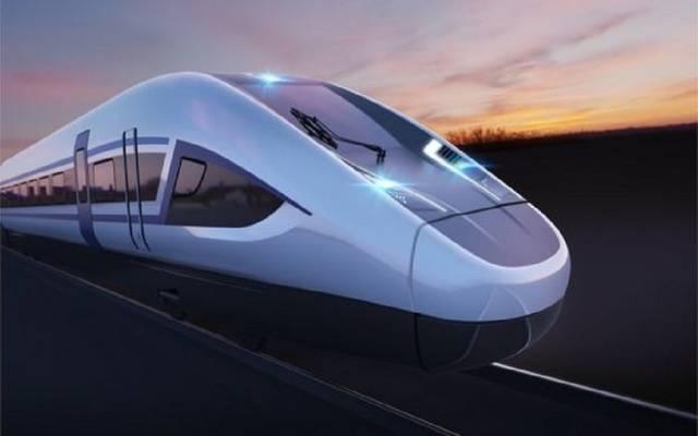 المملكة المتحدة تعتزم إنشاء خط سكة حديد فائق السرعة