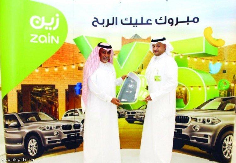 «زين السعودية» تختتم مسابقتها الرمضانية بتقديم خمس سيارات