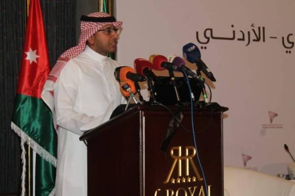 العتيق: 13 ملياراً حجم التبادل التجاري بين السعودية والأردن