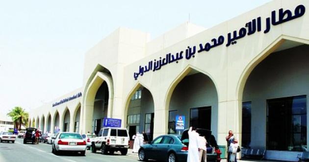 إنجاز 60% من فندق مطار الأمير محمد بن عبدالعزيز في المدينة